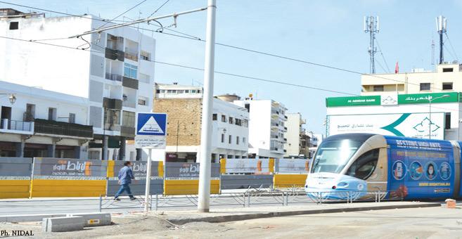 Rabat : Deux importantes trémies de la capitale sont presque achevées