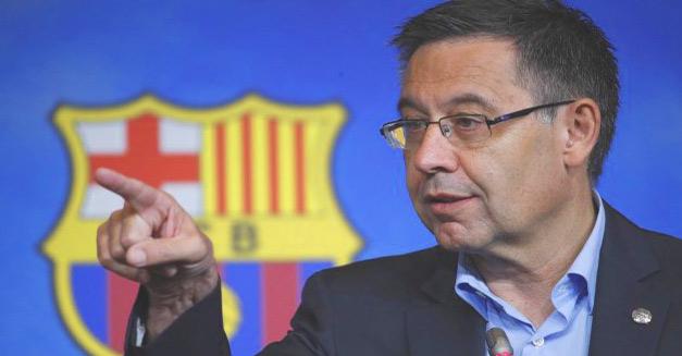 Liga : Départ sûr de Bartomeu, président de Barcelone