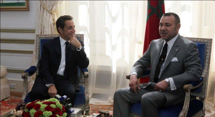 Dans ses mémoires, Nicolas Sarkozy fait l'éloge de SM le Roi Mohammed VI
