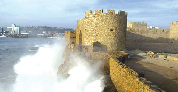 Le château de mer : un joyau architectural à sauver !