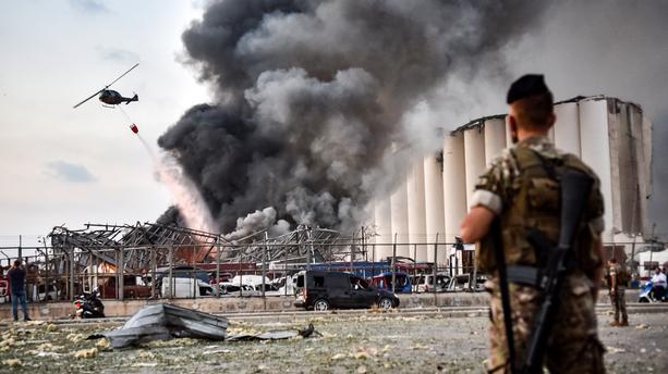 Après l'explosion de Beyrouth, les Marocains du Liban veulent rentrer au pays