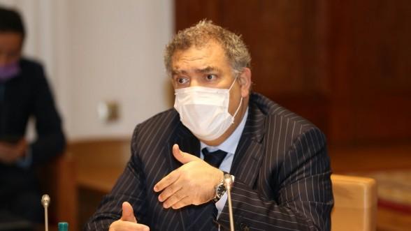 Abdelouafi Laftit, ministre de l'Intérieur