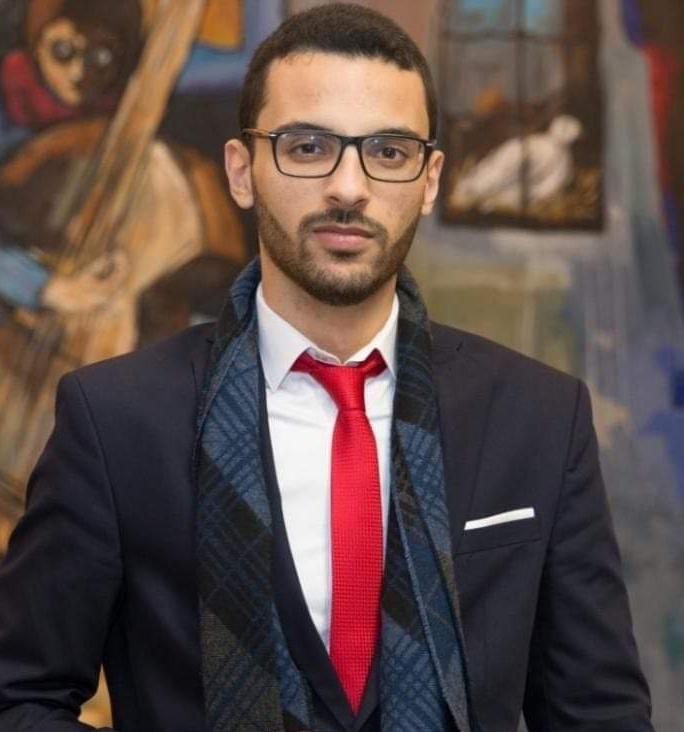 Imad Bencheqroun,  Etudiant en sciences politiques