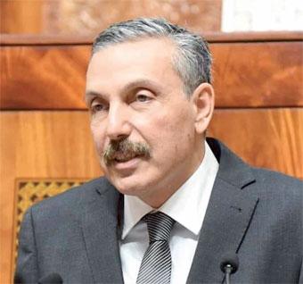Dr Allal Amraoui, Chirurgien, député istiqlalien Ancien Directeur régional de la Santé, Président du Centre marocain des études et recherches en politique de santé