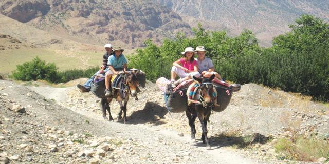 Azilal : Le tourisme de montagne en vogue