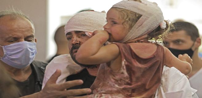 Liban : Le traumatisme des enfants à Beyrouth