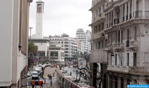 WeCasablanca: Un outil pour promouvoir l'attractivité