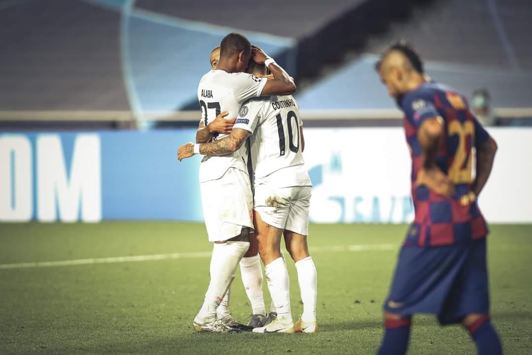 """Bayern/Barcelone : Humilliacôn ! Humiliation ! """"shouha"""" !"""