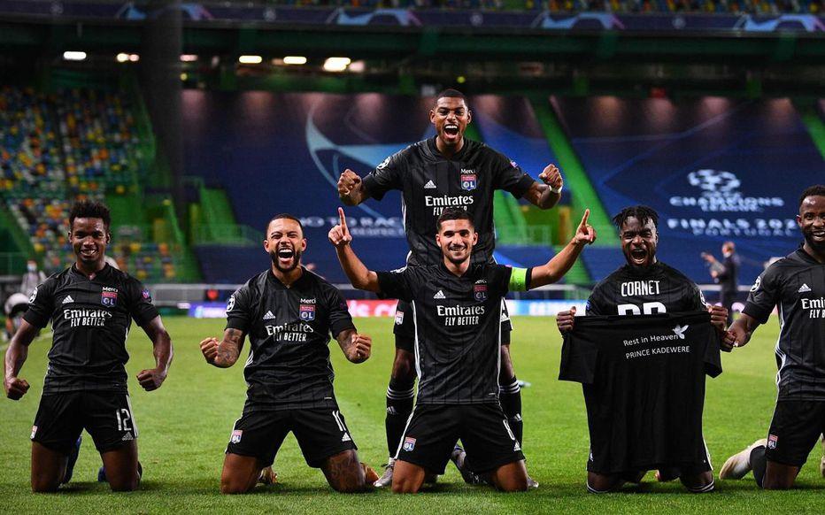 L'Olympique Lyon surprend le Manchester City (3/1) : Un match intense et prolifique !