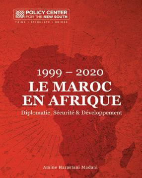 Amine Harastani Madani : L'intégration économique continentale dans la paix et la sécurité, crédo du Maroc