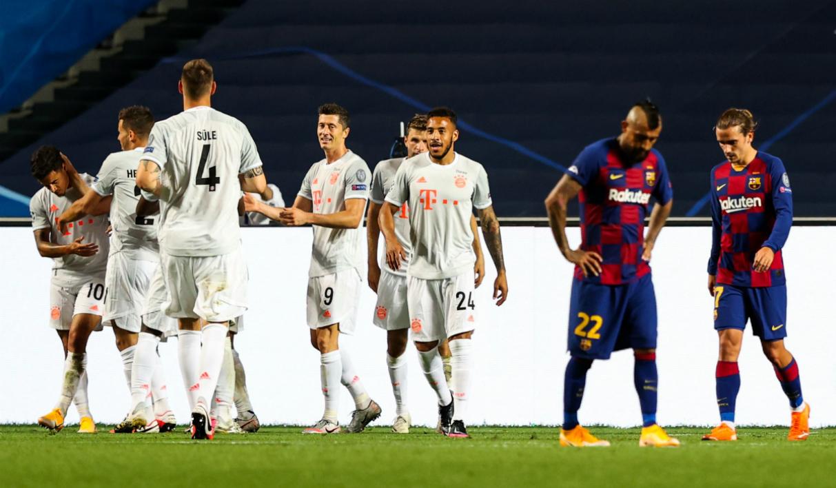 Un congolais a aimé le Barça jusqu'à la mort !