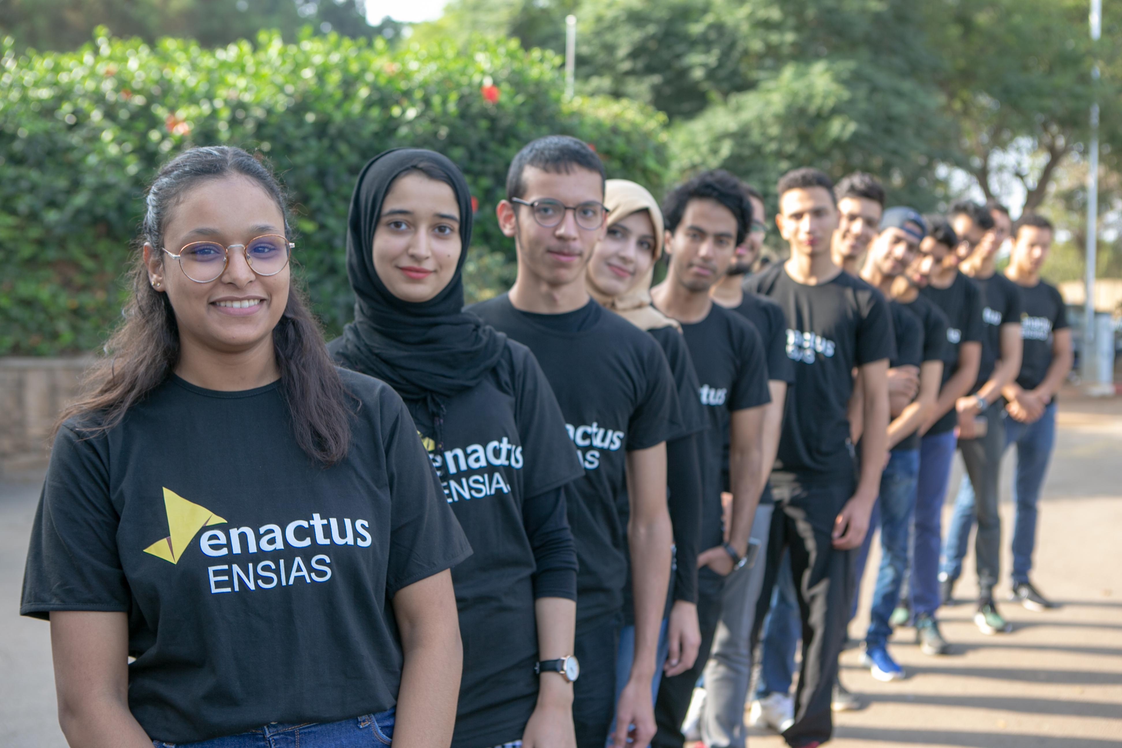 """100 étudiants bénéficieront du programme """"Enactus Entrepreneurial Exchange"""""""