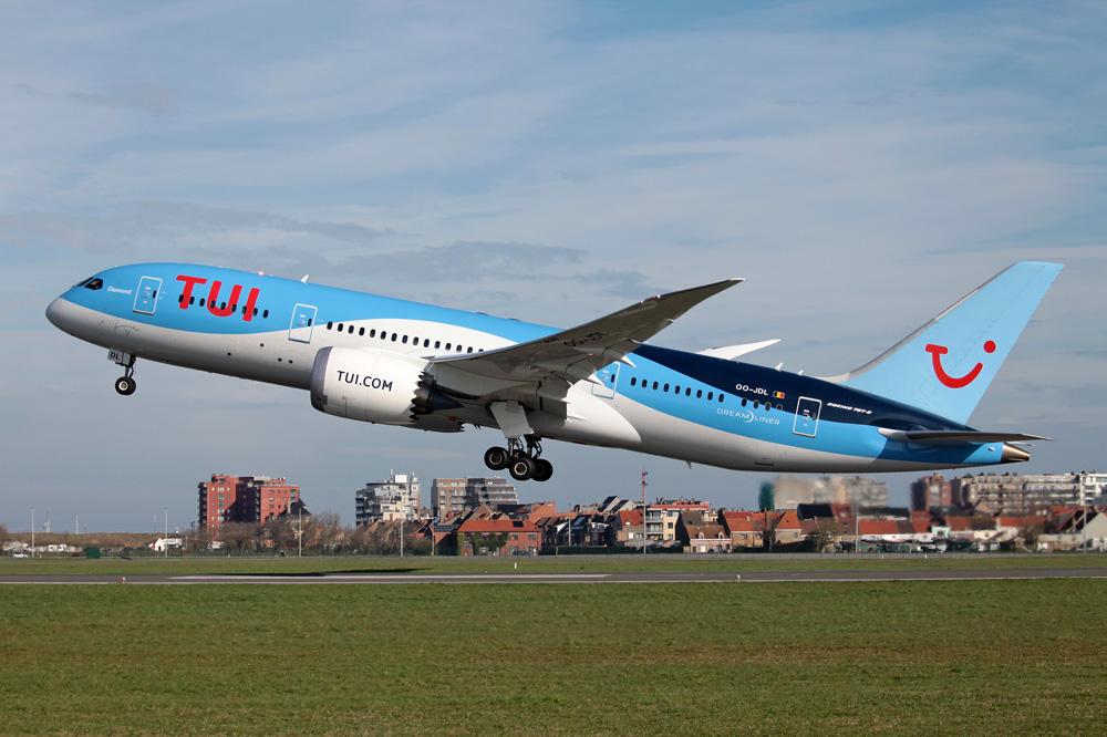 TUI fly va opérer des vols spéciaux entre la Belgique et le Maroc