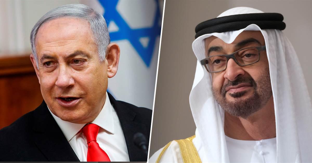 La normalisation avec Israël, cadeau des Emiratis à Netanyahu