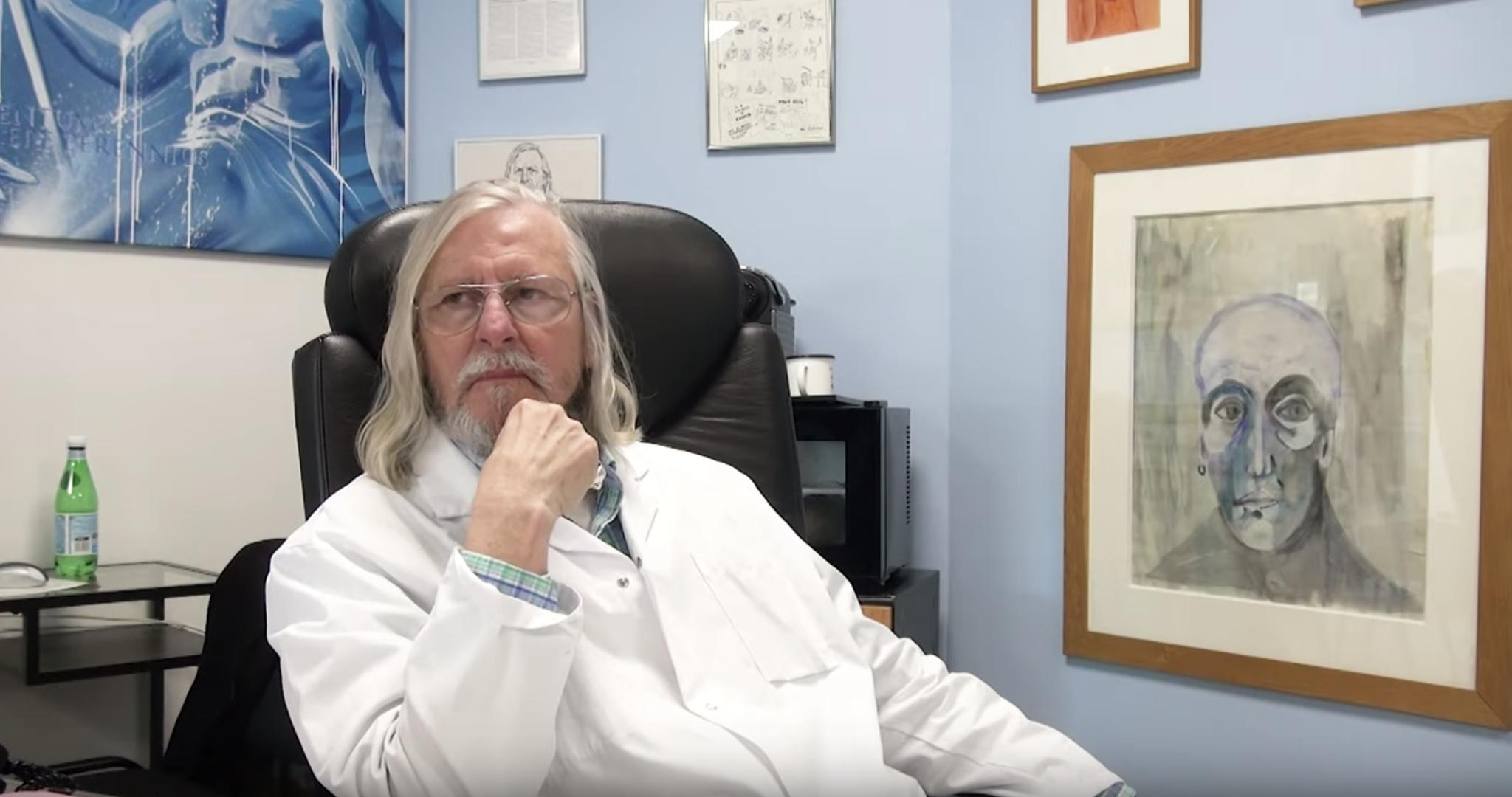 Pour Didier Raoult, le vaccin contre la Covid ne de devrait pas susciter autant d'enthousiasme