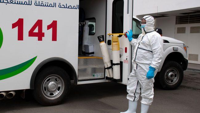 Compteur coronavirus : 1.325 contaminations et 32 décès en 24H