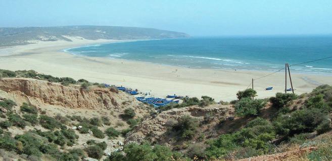 Essaouira : Voir « Tafedna Beach » et... mourir !