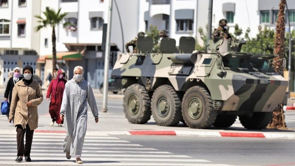 Casablanca, Marrakech, Beni Mellal : L'armée déployée pour assurer le respect des mesures sanitaires