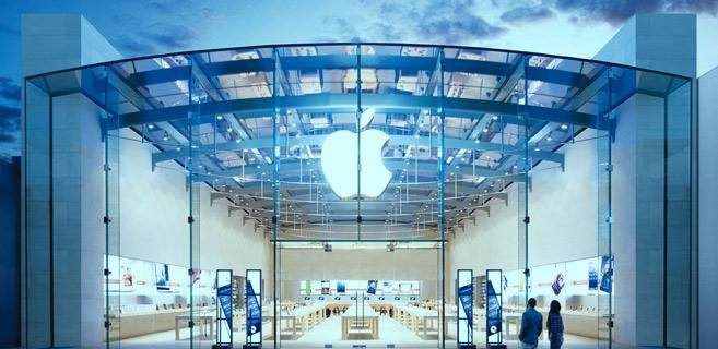 Numérique : Apple au sommet des entreprises américaines