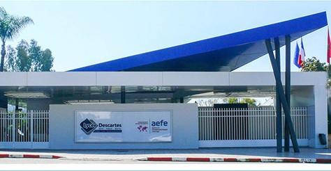 Lycée Descartes de Rabat relevant de l'AEFE
