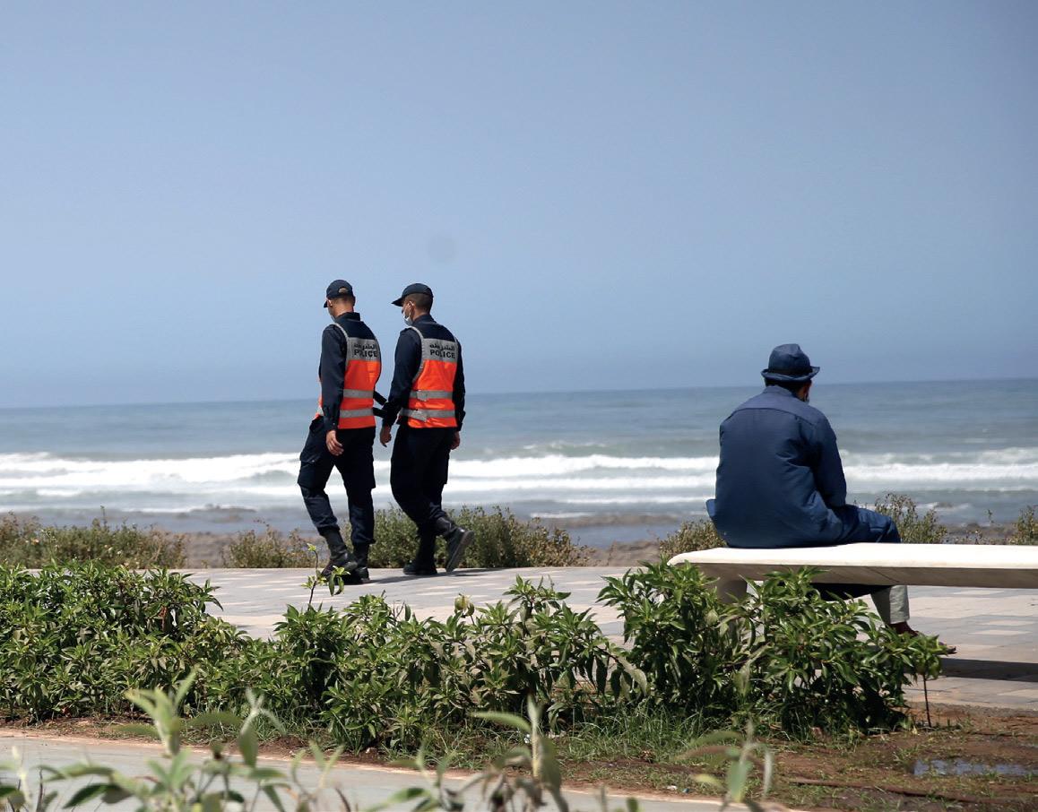 Fermeture des plages : la saison estivale engloutie par le Coronavirus
