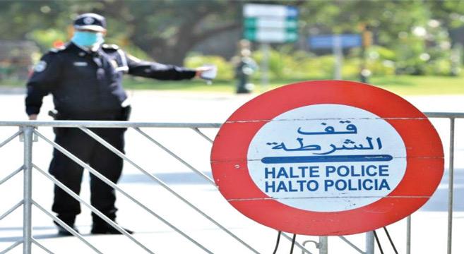 Rabat : Les autorités durcissent les contrôles