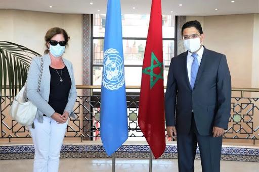La responsable onusienne Mme Stéphanie Williams salue le rôle du Maroc en Libye