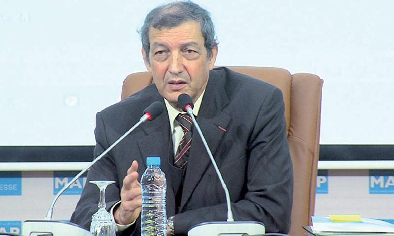Abdeladim El Hafi, Haut Commissaire aux eaux et forêts et Président de la Maison méditerranéenne du climat