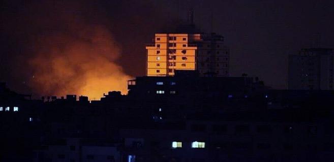 Palestine : Gaza sous les bombes pour la 24ème journée