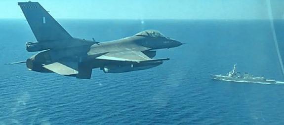 Méditerranée Orientale : Les tensions augmentent avec les nouveaux exercices turcs