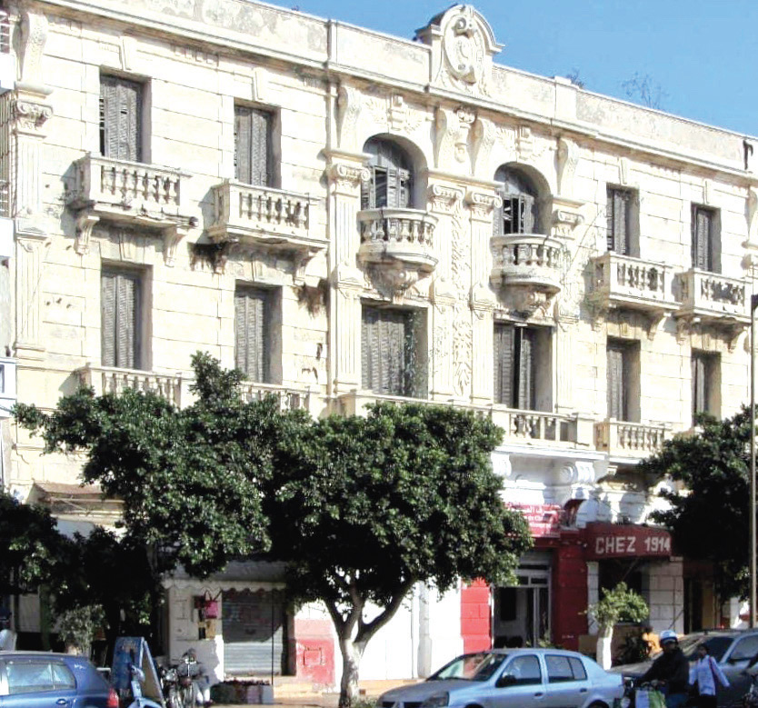 El Jadida : L'immeuble « Cohen », un monument historique menacé de démolition !