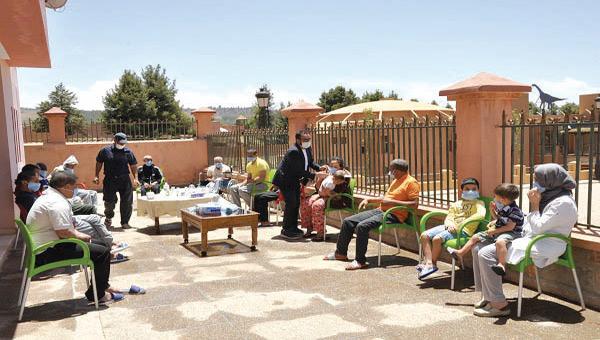 Azilal / INDH : Le centre social, un havre pour les sans-abri