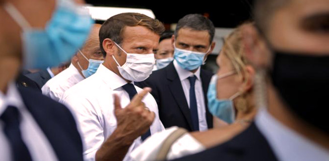Liban : Les menaces de Macron aux responsables libanais