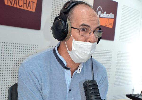 Docteur Driss Nejjari apprécié par beaucoup d'auditeurs de la Radio Medina FM. Ph. Laglag