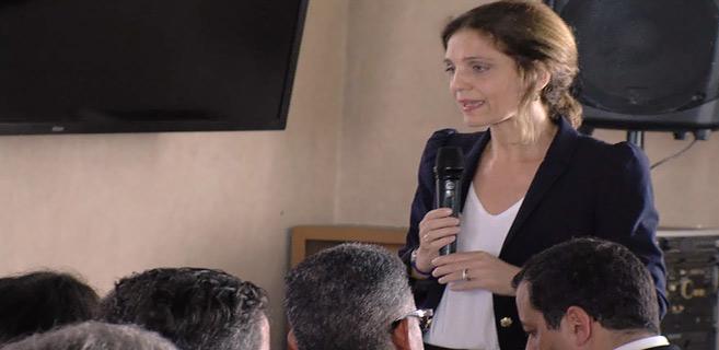 Anna Barone : L'objectif de la BEI n'est pas que d'accorder des prêts, il y a aussi l'humain