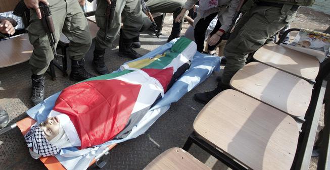 Palestine : Israël confisque les corps des Palestiniens tués
