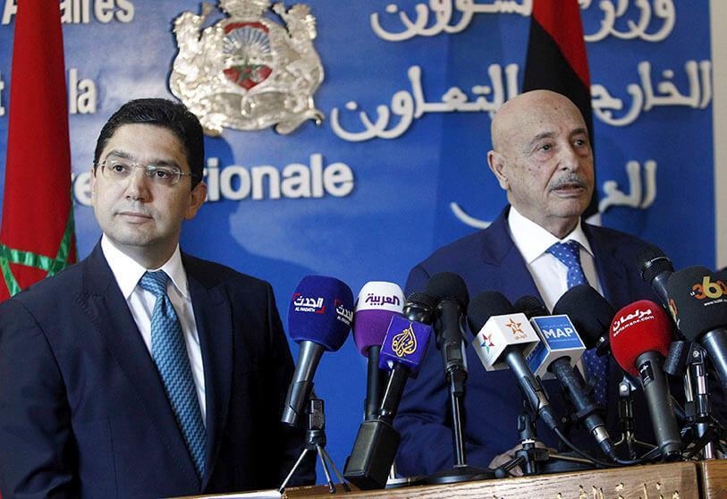Crise Libyenne: rencontre entre les factions rivales au Maroc