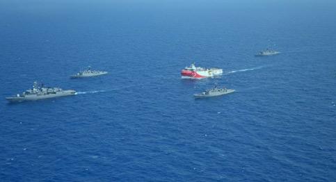 Méditerranée orientale : Ankara persiste dans ses menaces envers Athènes