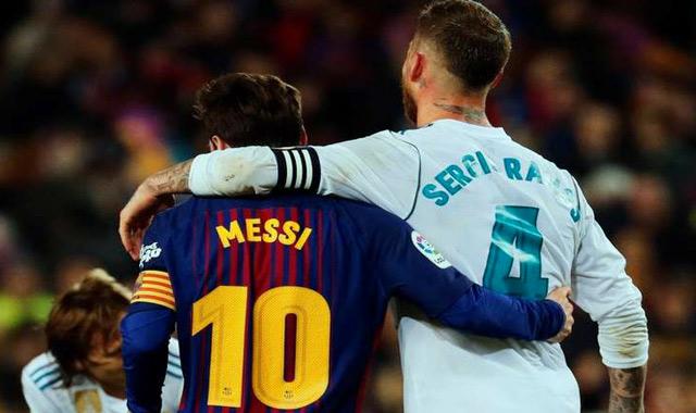 Football : Le clasico Barça-Real le 25 octobre