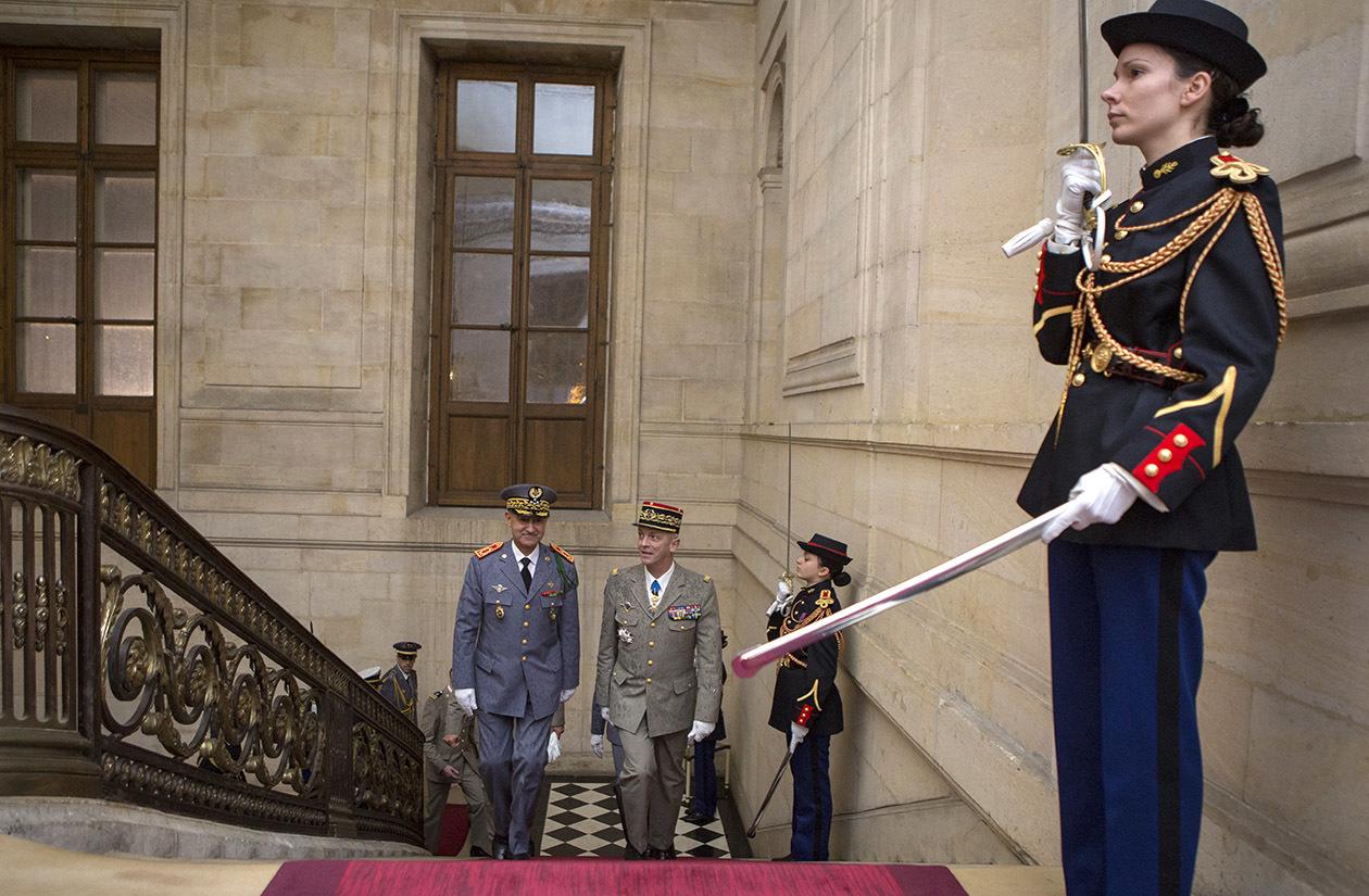 Le Chef d'état-major de l'armée française se rend au Maroc