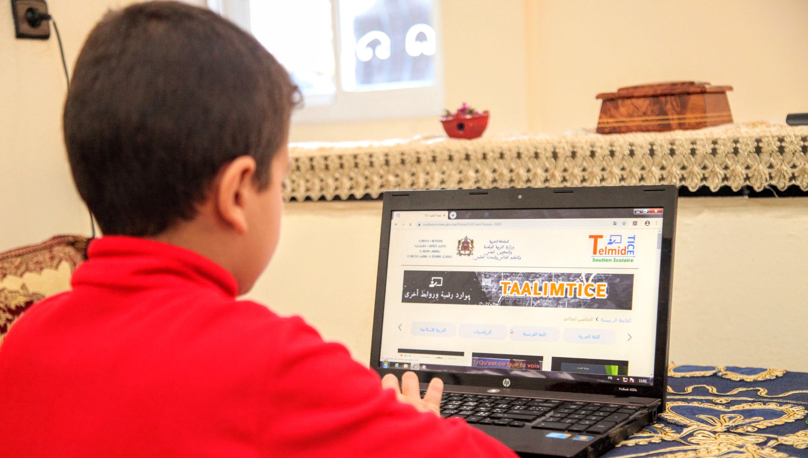 Rentrée scolaire: Le ministère de l'Education lance les séances de révision télévisées