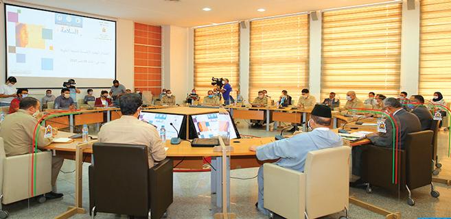 Oujda-Angad / INDH : Projets à fort impact socio-économique