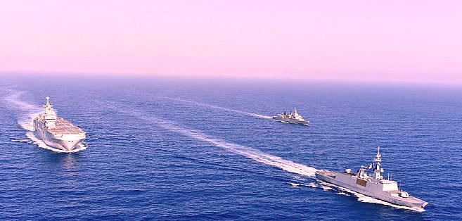 Méditerranée orientale : L'implication des USA attise les tensions