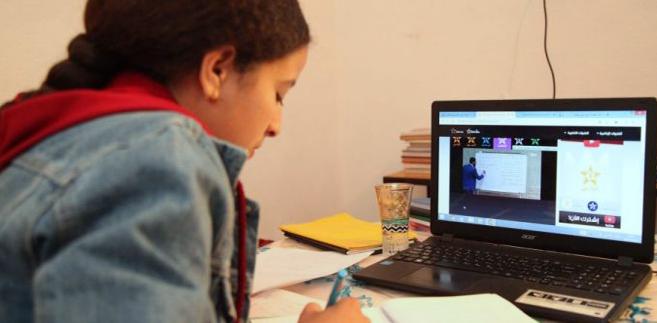 Scolarité en temps de Covid: les freins de l'enseignement à distance