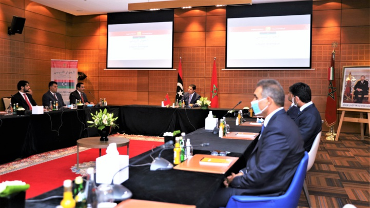 Crise libyenne : Bourita soutient la solution inter-libyenne