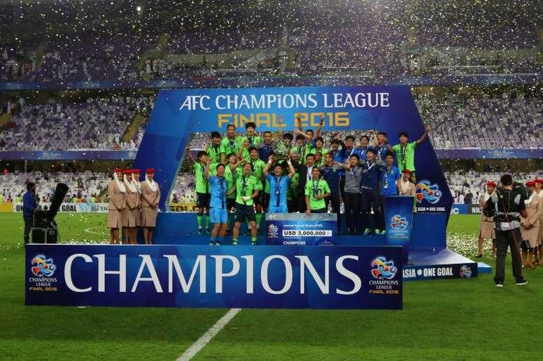 Ligue des Champions asiatiques : 5 cas covidés à Doha !
