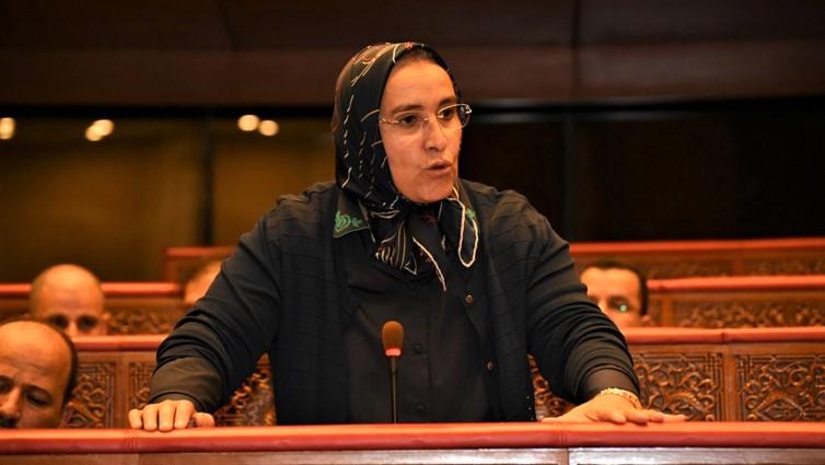 Khadija Zoumi : Pour une mise en œuvre effective de la parité dans les lois électorales