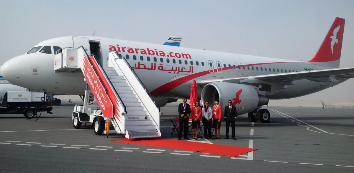 Air Arabia : Maintien des vols spéciaux de et vers le Maroc