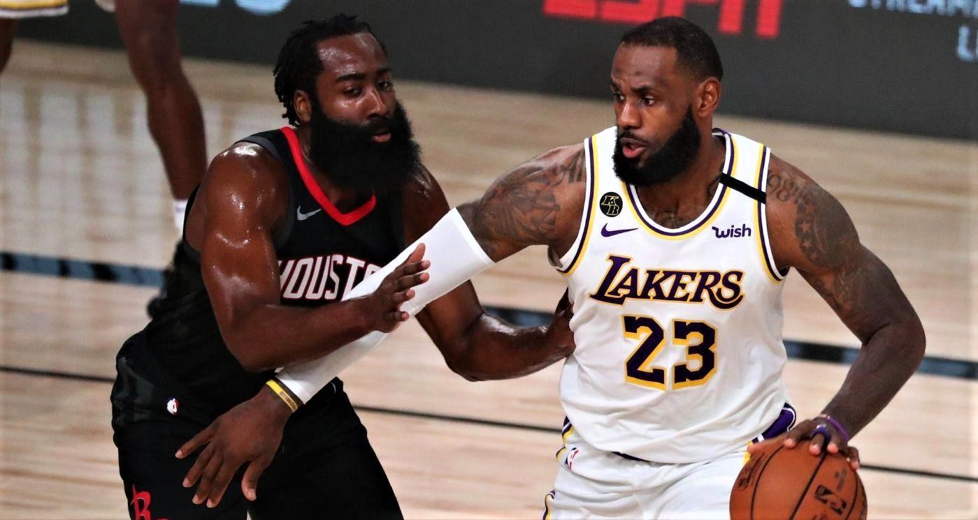NBA/Play-offs : les Lakers décrochent le ticket pour la finale de conférence Ouest