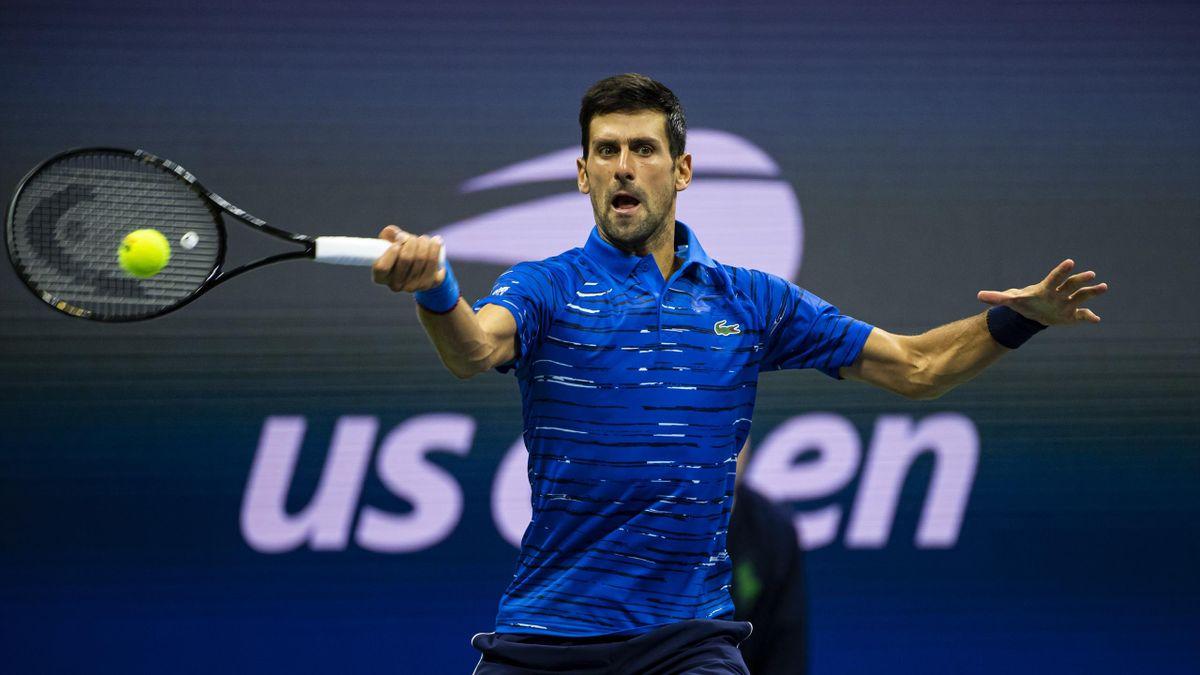 Classement ATP: Thiem reste 3e, Djokovic maintient sa suprématie